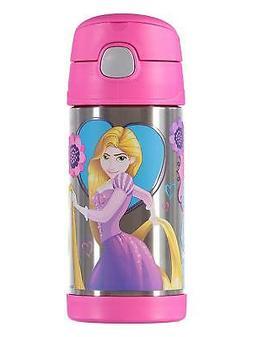 Thermos FUNtainer F4009PN6 Disney Princess Bottle - 12 fl oz