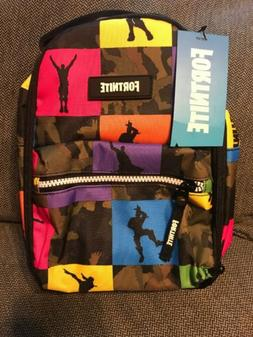 FORTNITE Game Lunch box School Bag Lunch Bag Kit Multi Color