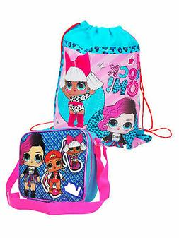 Girls LOL Surprise! Glee Club Insulated Lunch Bag & Rock On