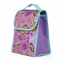 Girls Insulated Lunch Bag Reusable Outdoor Travel Picnic Bag