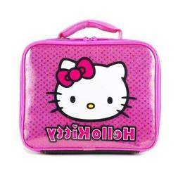 Hello Kitty Glitter Lunch Tote - Kitchen & Dining