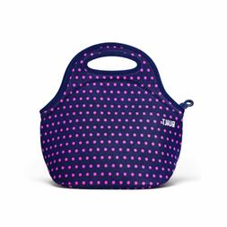 BUILT LB31-MNV Gourmet Getaway Soft Neoprene Lunch Tote Bag