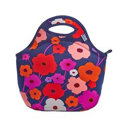 Built Gourmet to Go Insulated Lunch Tote - Lush Flower