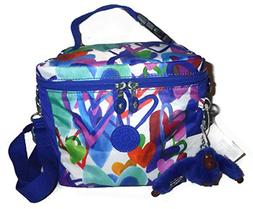 Kipling Graham Dreamy Duet Print Insulated Lunch Snack Bag C