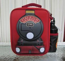 Harry Potter Hogwarts Express Train 9 3/4 Lunch Bag Box Tote