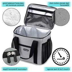 Home & Kitchen 15L Insulated  Lunch Bags & Boxes Bagmine 24