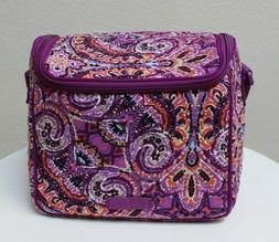 Vera Bradley Iconic Stay Cooler Lunch Bag Dream Tapestry New