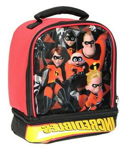 The Incredibles 2 Lunch Box Insulated Dual Compartment Lunch
