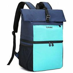 TOURIT Insulated Cooler Backpack Lunch Bag Light With For Me