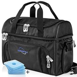 Lavington Insulated Cooler Bag - Large Lunch Bag - Picnic an