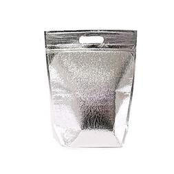 Ohara Insulated Easy Zip Lock Resealable Aluminum Sandwich B