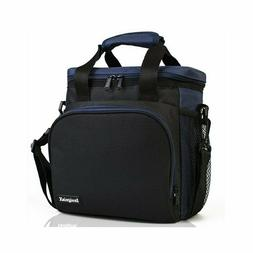 Insulated InsigniaX unisex lunch bag adults