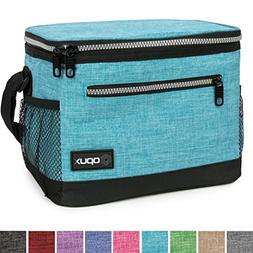OPUX Premium Insulated Lunch Bag with Shoulder Strap | Lunch