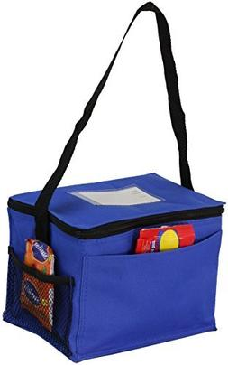 Insulated Lunch Bag  by Shop123go-Cooler