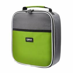Kato Small Insulated Lunch Bag, Mini Thermal Portable Cooler