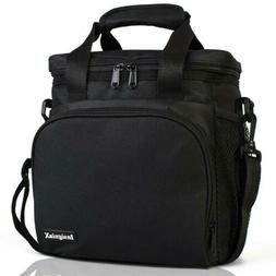 Insulated Lunch Bag: InsigniaX Adult Box For Work, Men, Wome