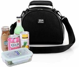 Insulated Lunch Bag Box Cooler for Men & Women Heavy Duty Ox