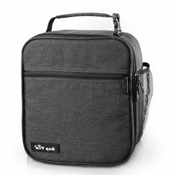 Insulated Lunch Bag for Men Women,Reusable Lunch Box for Boy