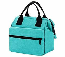 Earthwise Insulated Lunch Bag Box for Men & Women Heavy Duty