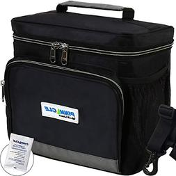 INSULATED LUNCH BAG KIT For Work - Pinnacle Cooler Bag for A
