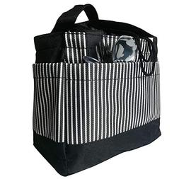 Insulated Lunch Bag Reusable Sling Shoulder Lunch Tote- A Li