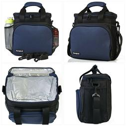 Insulated Lunch Bag S1: InsigniaX Cool Back Boys Girl School