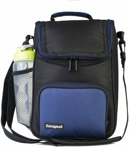 Insulated Lunch Bag S1: Insigniax Cool Lunch Box/Cooler/Lunc