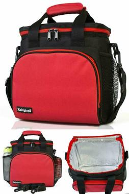 Insulated Lunch Bag S1/S2: InsigniaX Lunch Box/Cooler-Deep a
