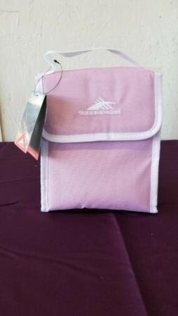 High Sierra Insulated Lunch Bag