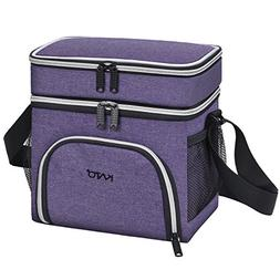 Kato Insulated Lunch Bag for Women & Girls, Leakproof Therma