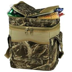 OAGear Insulated lunchbag cooler Realtree Dual compartment e