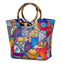 CHAUDER Insulated Neoprene Lunch Bag: Large Lunch Tote Carry