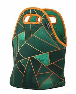 Art Of Lunch Insulated Neoprene Lunch Bag For Women Men And