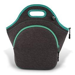 Insulated Extra Large Neoprene Lunch Bag For Women, Men & Ki