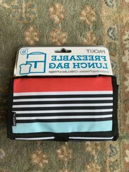 PackIt® Insulated Personal Cooler/Lunch Bag - Surf Strip
