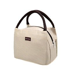 OZCHIN Insulated Lunch Bags for Women Compact Reusable Small