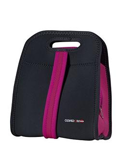 Mogingo Insulated Zippered Tote - Neoprene Lunch Carrying Co