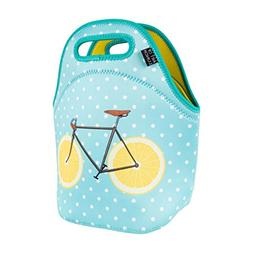 ART OF LUNCH Isulated Neoprene Lunch Bag for Women, Men and