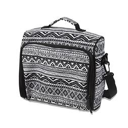 J World New York Kids' Casey Lunch Bag Backpack, Tribal, One