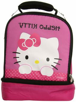THERMOS K31026006 Hello Kitty Dual Compartment Lunch Kit