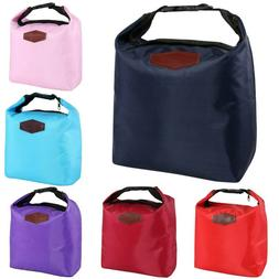 Kids Adult Small Lunch Bags Insulated Coolbag Picnic School