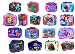 Kids' Children's Insulated School Lunch Bag Box Packed Dinne