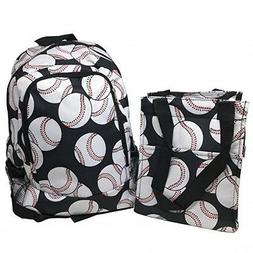 Kids Full Size Backpack with Side Mesh Pockets and Insulated