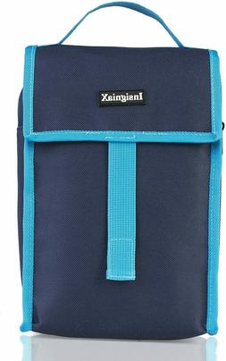 Kids Lunch Bag/Box S2: InsigniaX Cool Food Lunchbox For Adul