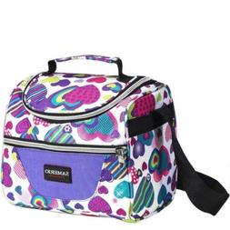 kids lunch bag insulated box organizer cooler