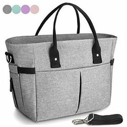 KIPBELIF Insulated lunch bags for women - Large Tote Adult L