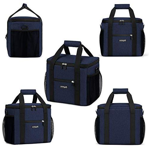 Bagmine Bag Soft Sided Insulated Lunch Bag Soft Cooler Camping,