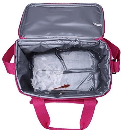 Insulated Bag Women Soft Leakproof
