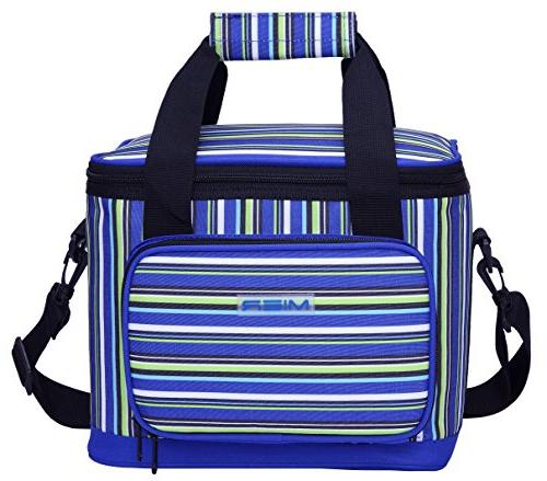 16 can insulated lunch bag