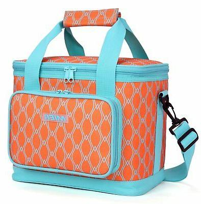 MIER 16 Insulated Women, Soft Liner, Orange